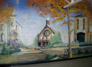 Parish Hall Mural